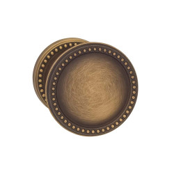 Omnia 511ML50 Interior Traditional Knob Latchset – Solid Brass