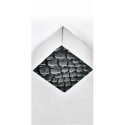Philip Watts Snakeskin Drawer Handle (30mm x 30mm)