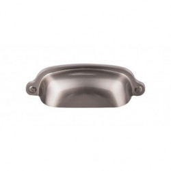 Top Knobs M130 Asbury Cup Pull, 2-9/16""