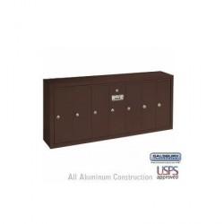 Salsbury Vertical Mailbox - 7 Doors