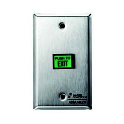 Alarm Controls Request to Exit Stations TS-7