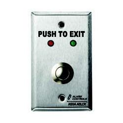 Alarm Controls Vandal Resistant Request to Exit Stations - TS-10