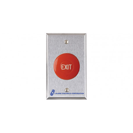 Alarm Controls Request to Exit Stations Single TS-36