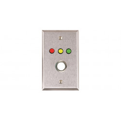 Alarm Controls Remote Station Plates RP-35