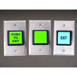 Dortronics 5215 Series Exit Push Buttons