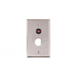 Alarm Controls Remote Station Plates RP-49