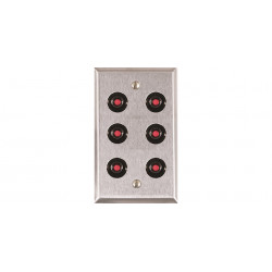 Alarm Controls Remote Station Plates RP-48