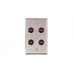 Alarm Controls Push Buttons Single - RP-47