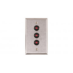 Alarm Controls Remote Station Plates RP-46