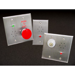 Dortronics 7281 Series Local Door Exit Alarms