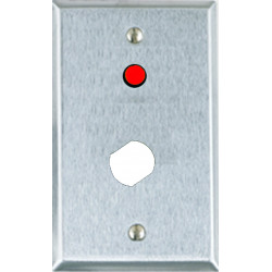 Alarm Controls Wall Plates - RP-8