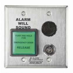 Alarm Controls Access Control Accessories Delayed Egress Timer
