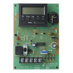 Alarm Controls Timers - T-7p