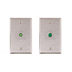 Alarm Controls Remote Station Plates RP-29