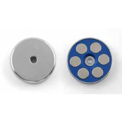 Magnet Source RB Super Blue Round Base Neodymium Magnet