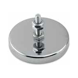 Magnet Source RB Round Base Magnets with Attachments