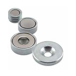 Magnet Source ND/ NR/ ZZ Neodymium Latch Magnet Parts