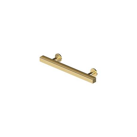 Deltana POM40/POM70 Contemporary Cabinet Pulls, Pommel, Solid Brass