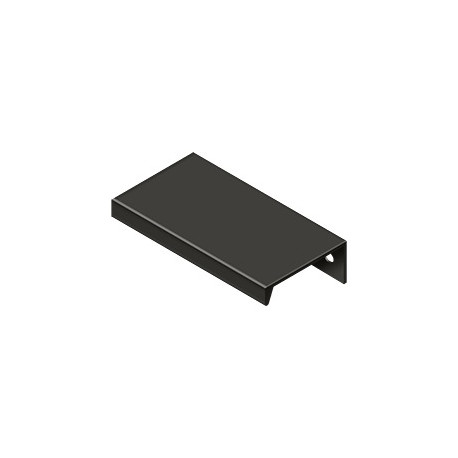 Deltana MP21516/MP578/MP9116 Modern Cabinet Angle Pull, Aluminum