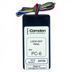 Camden CX-PC-6 Lock Out/Secondary Activation Module Relay