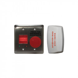 Camden CX-WEC Series Emergency Call Systems For Universal Restroom