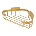 """Deltana WBC8570 Wire Basket, 8-3/4"""" x 6-7/8"""" Triangular Corner"""