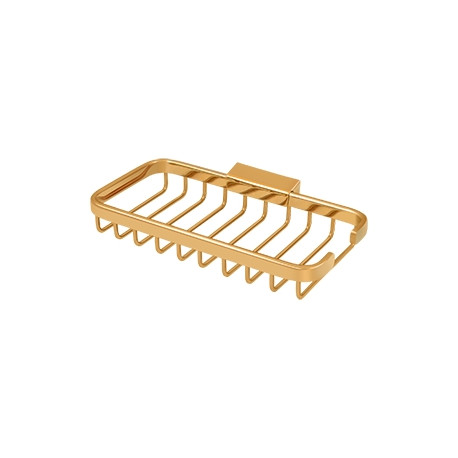 """Deltana WBR8040 Wire Basket, 8"""" x 4"""" Rectangular"""