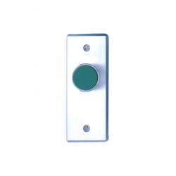 Camden CM-8000/8100 Series Medium Duty Push/Exit Switch with (Extended Button) Narrow Faceplate