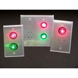 Dortronics 7201 Series Single Hi-Intensity LED Indicators