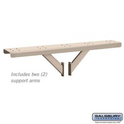 Salsbury Spreader - 5 Wide with 2 Supporting Arms - for Rural Mailboxes and Townhouse Mailboxes