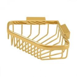 "Deltana WBC6353 Wire Basket 6-3/4""x 5-1/4"" Pentagon"