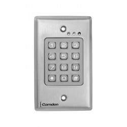 Camden CM-120 Flush Mount Stand-Alone / Wiegand Keypad