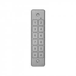 Camden CM-600 Series Piezoelectric, Stand-Alone Keypad