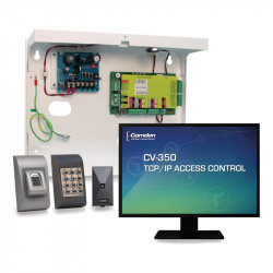 Camden CV-350 TCP/IP Access Control System Two Door System Kit