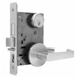 Sargent 7900 Series Mortise Lock Studio Collection Wooster Square