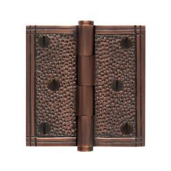 Copper Factory CF177 Solid Cast Brass Door Hinge