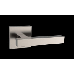 AHI 117 Series Hollow Lever Set, Stainless Steel