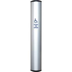 "Camden CM-7536 36"" Long Column Push Plate Switch"