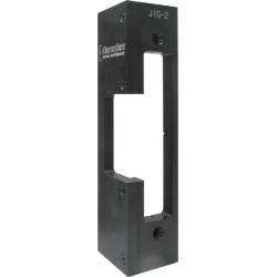 Camden CX-JIG2 Electric Strike Cutting Jig for Low Profile, Hollow Metal Doors, Grade 1