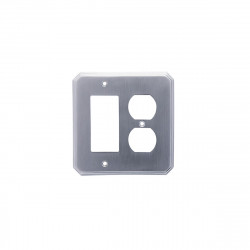 Colonial Bronze 6001-1B Switch Plate