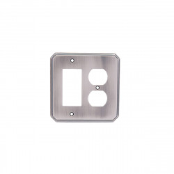 Colonial Bronze 6001-1G1D Switch Plate