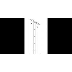 Markar FS302 Full Surface Flush Mount Pin & Barrel Hinge