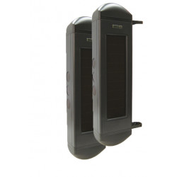 Dakota Alert BBT-4000 Solar Powered Wireless Infrared Break Beam System