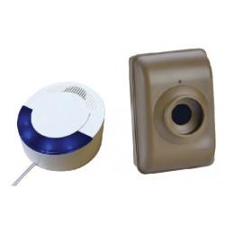 Dakota Alert DCMA-4000 Driveway Motion Alert Kit