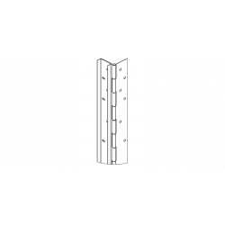 Markar HG105 Hinge/Guard Pin and Barrel Hinge