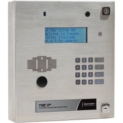 Camden CV-TACIP-VPG Telephone Entry System Panel, Voip Phone For Guard Station