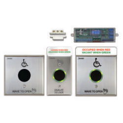 Camden CX-WC16 Restroom Control Kit, Touchless Switch Restroom System