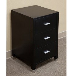 Bellaterra 203107 Chest Drawer Unit - 17.7x18.1x28""