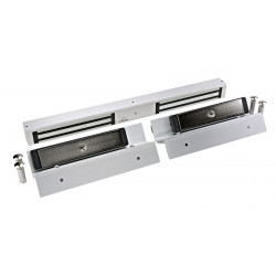 DynaLock 2282TJ82 Double/Inswing Lock, 12/24 VAC/VDC