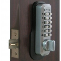 Lockey M-230 Mechanical Keyless Lock Janitor Function